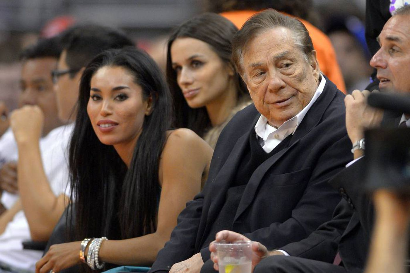 Sterling banned for life by NBA