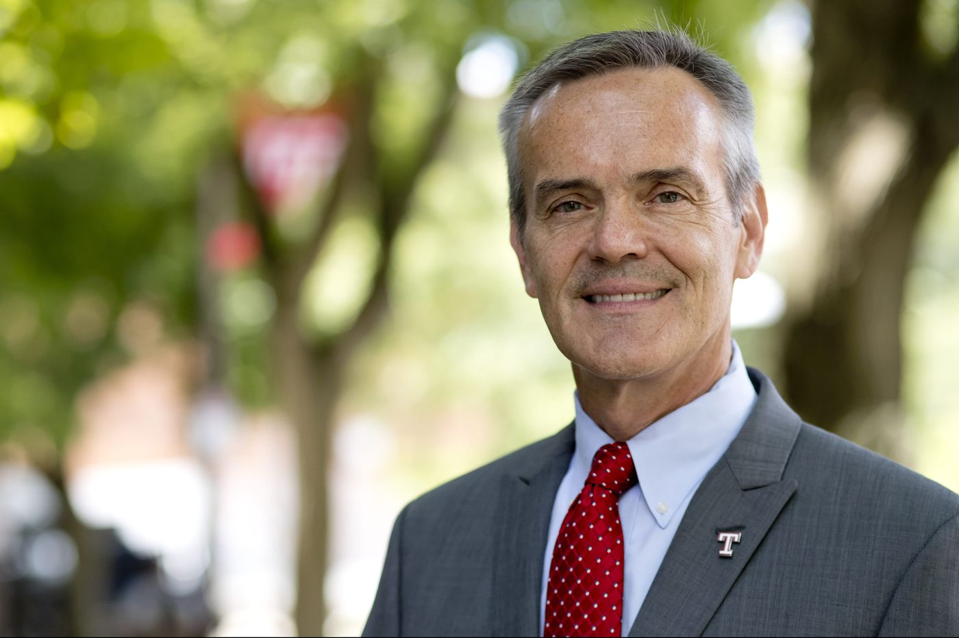 Interim dean named at Temple's business school