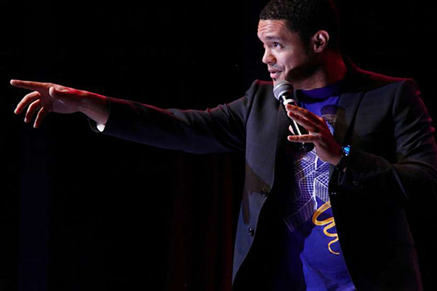 Ultimate outsider Trevor Noah fits 'Daily Show' mold