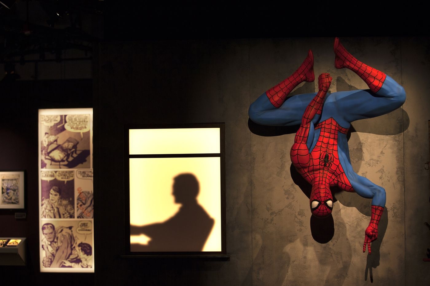 Big shows in Philly museums: Mermaids, Marvel superheroes, Civil War, a peek at Mutter expansion