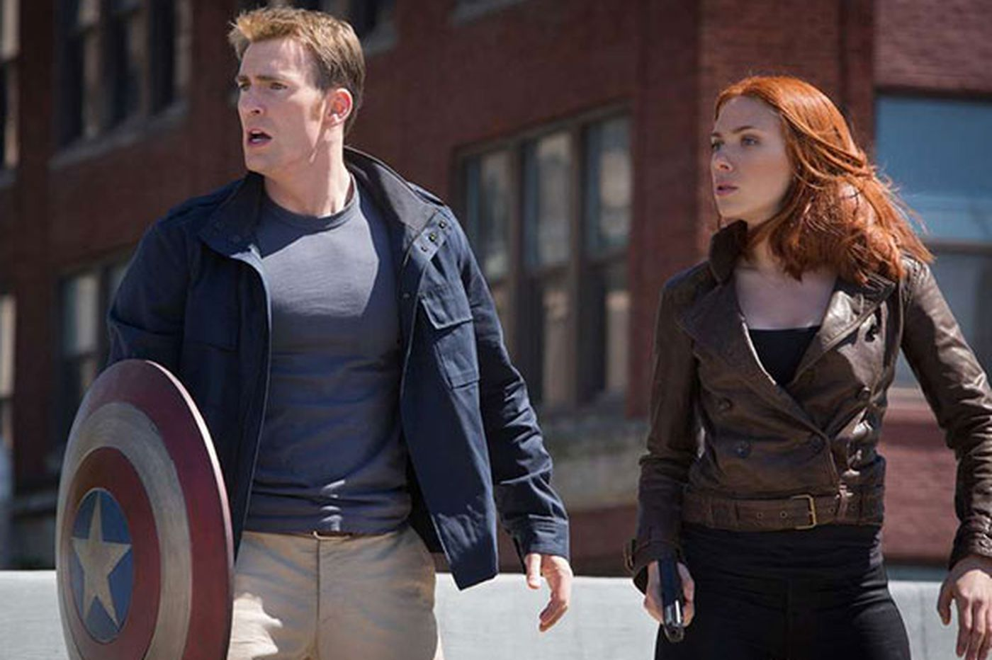 'Winter Soldier': Captain America beaten by Hollywood bluster