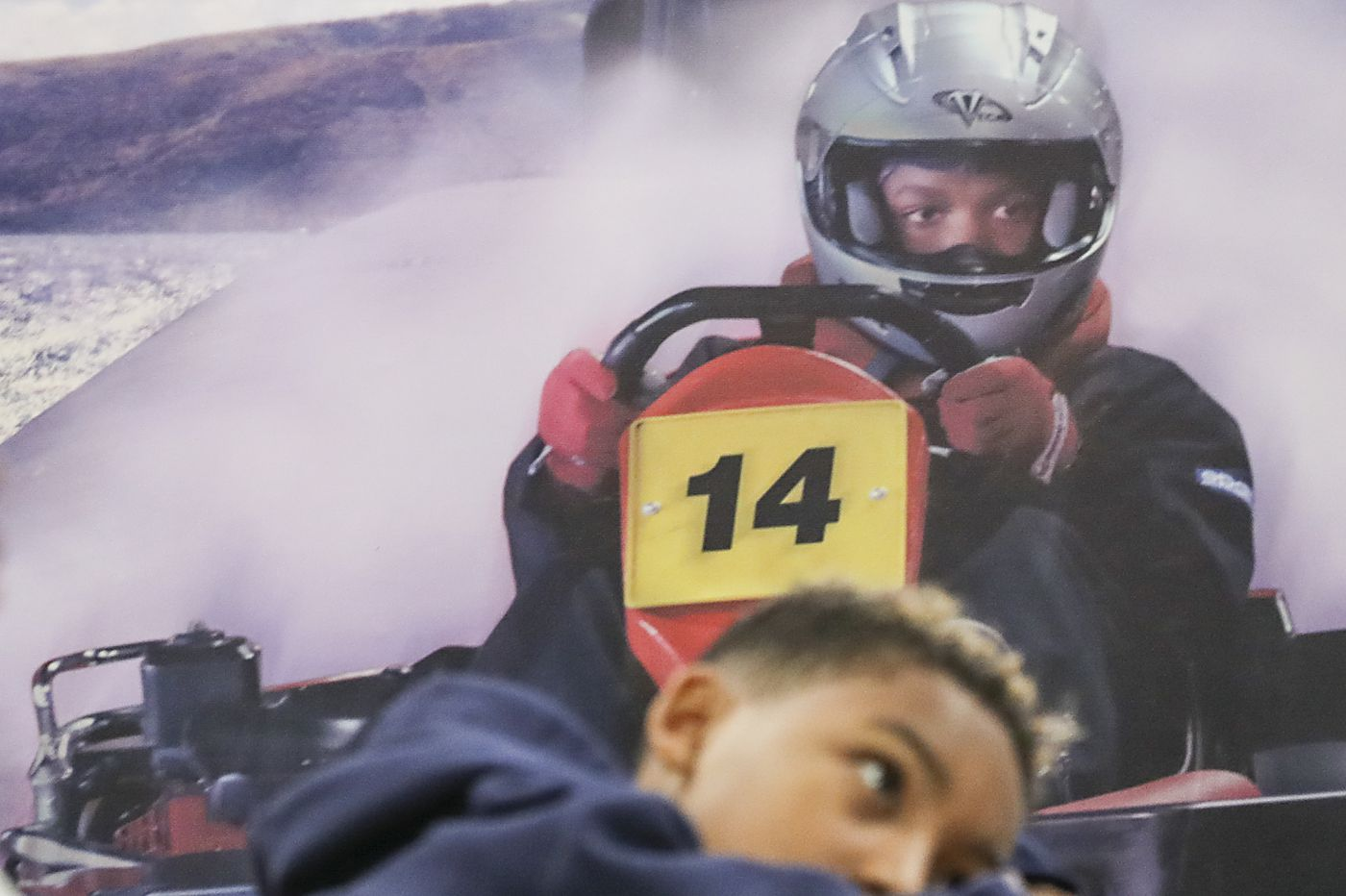 The Urban Youth Racing School is about more than fast cars