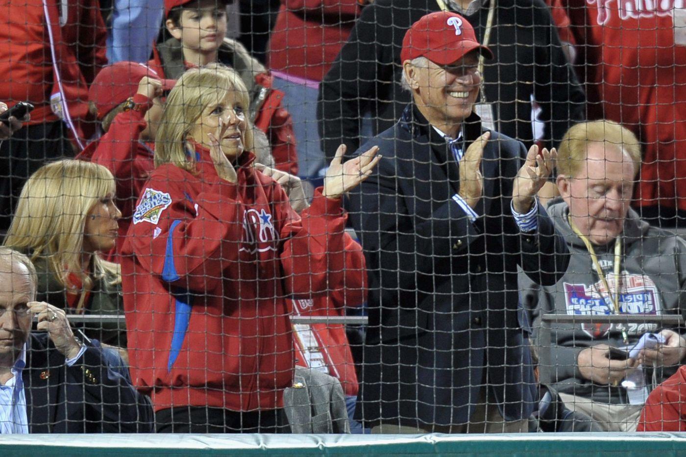 Phillies fan Joe Biden won't be the first president tied to Philadelphia baseball | Extra Innings