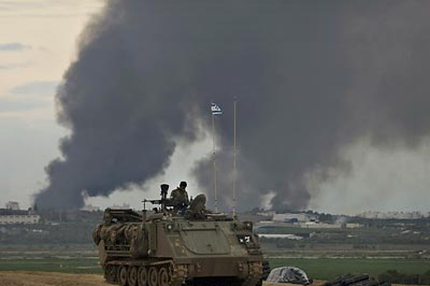 Worldview: Shift the blame to Hamas