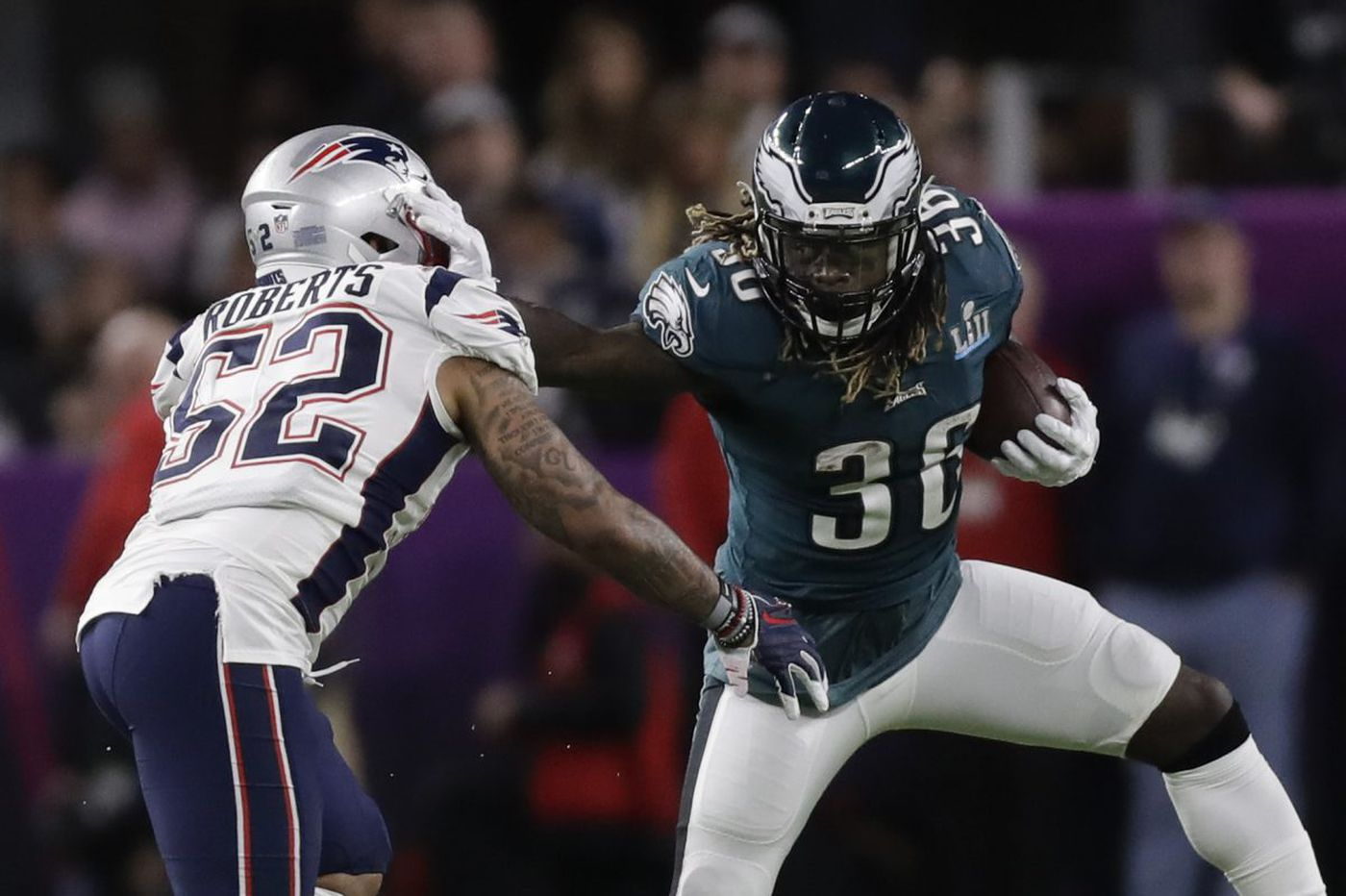 Jay Ajayi reportedly facing lawsuit after trashing rental mansion following Eagles' Super Bowl win