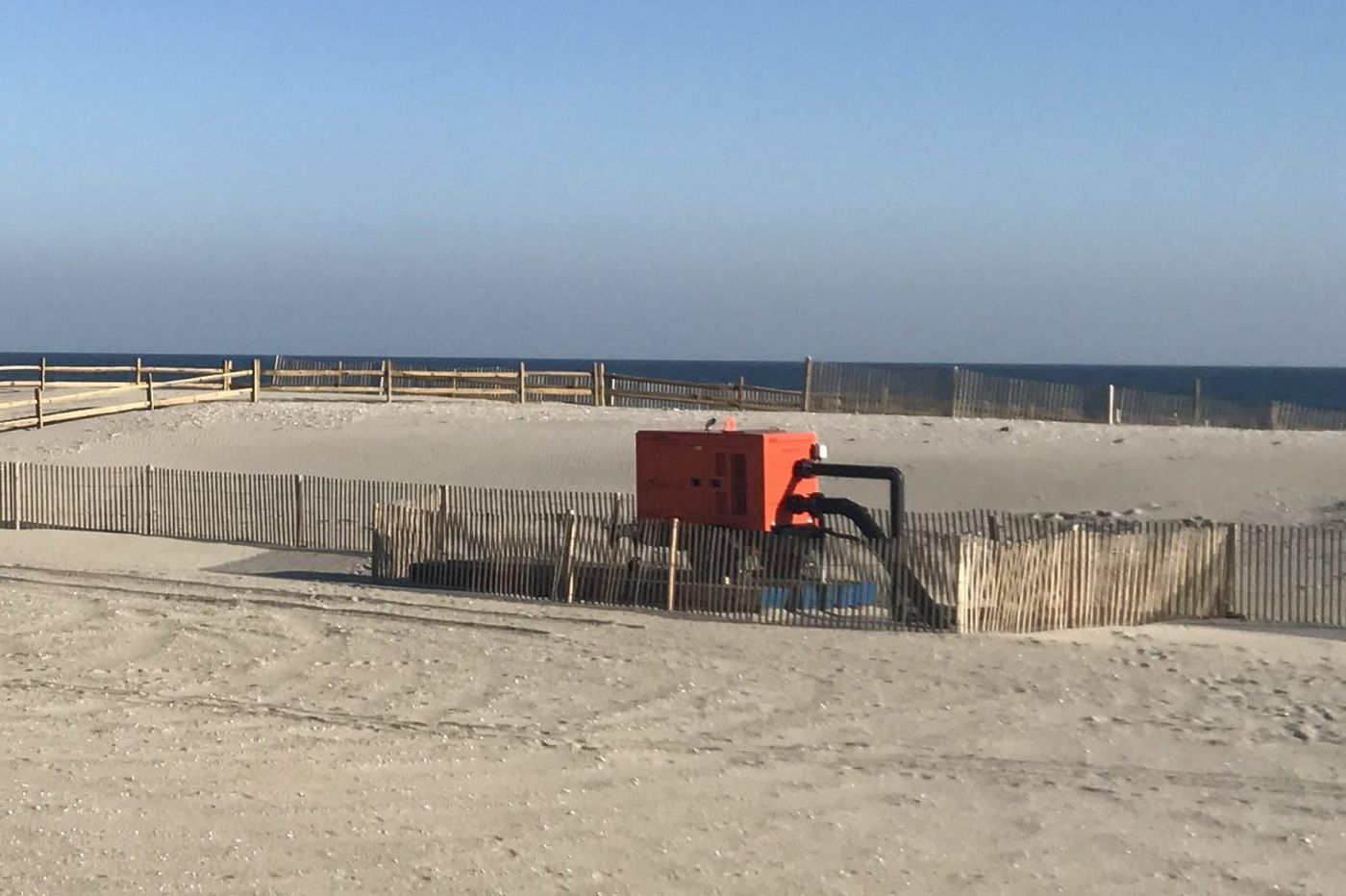 Margate beach work could disrupt next summer too, says Army Corps