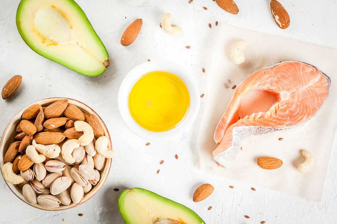 Good fats, bad fats, and why the ketogenic diet matters