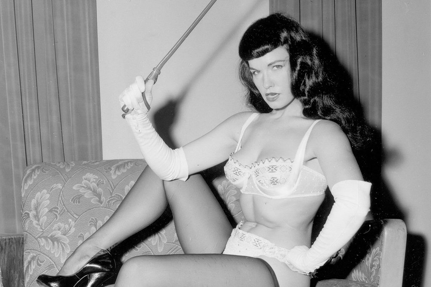 Bettie Page in her own words