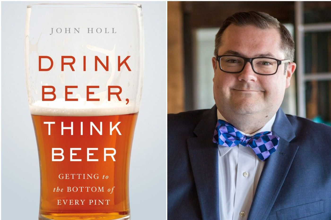 Noted beer expert joins local brew stars for panel and book event