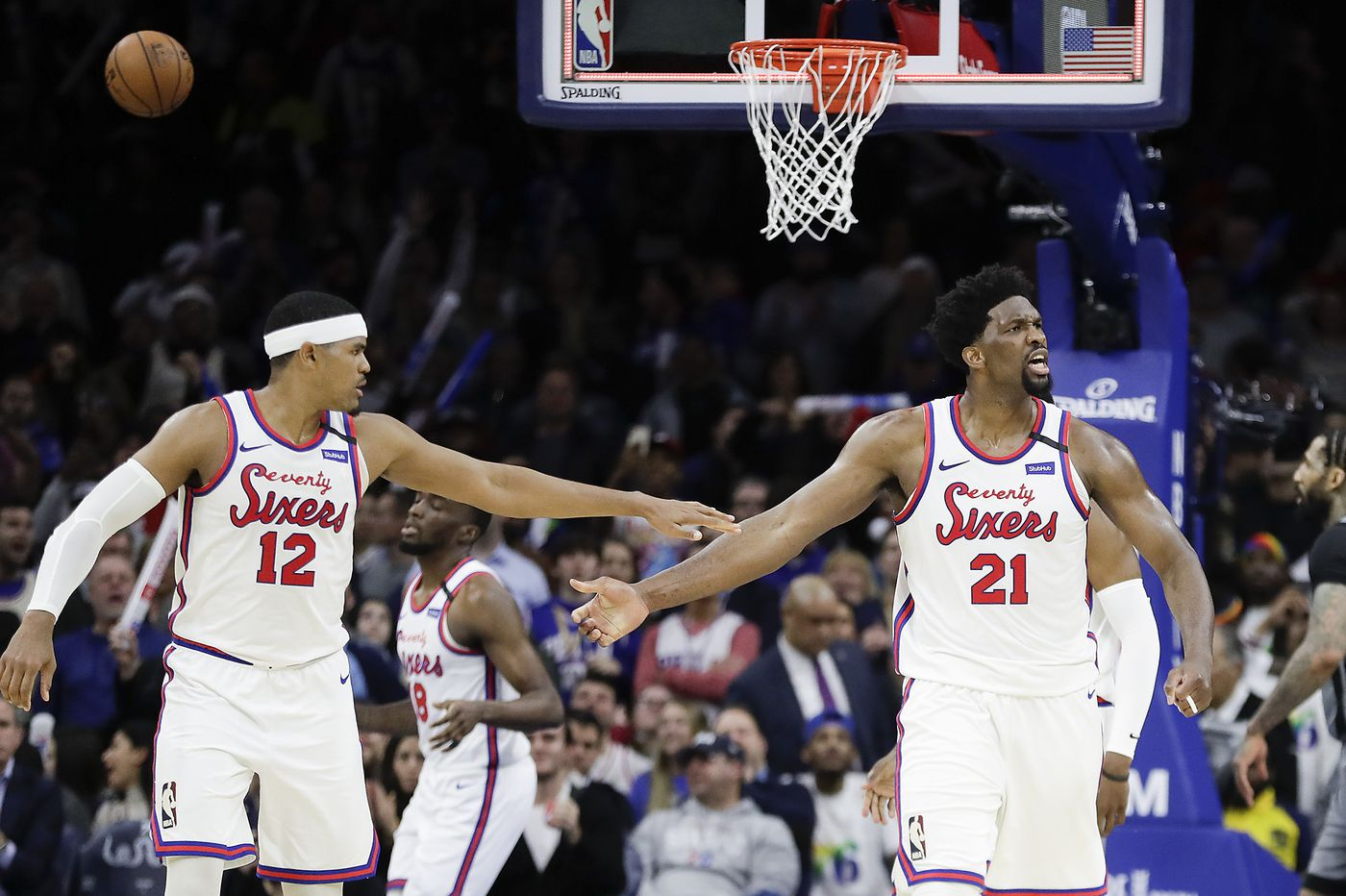 Sixers to open 2020-21 first-half schedule by hosting the Wizards on Dec. 23