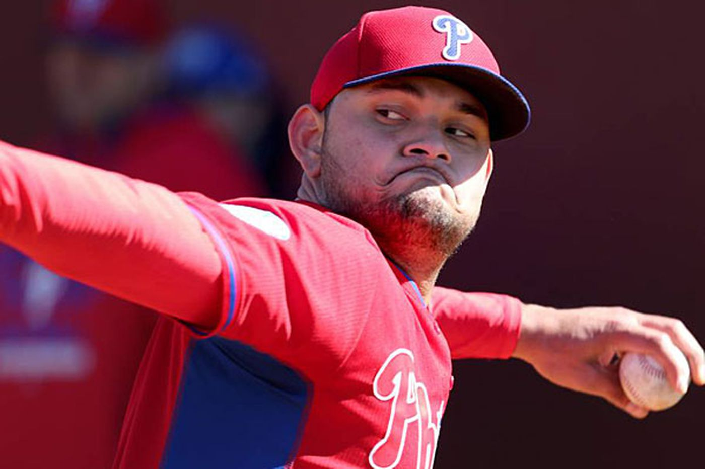 Phillies can't rule out Araujo for bullpen role
