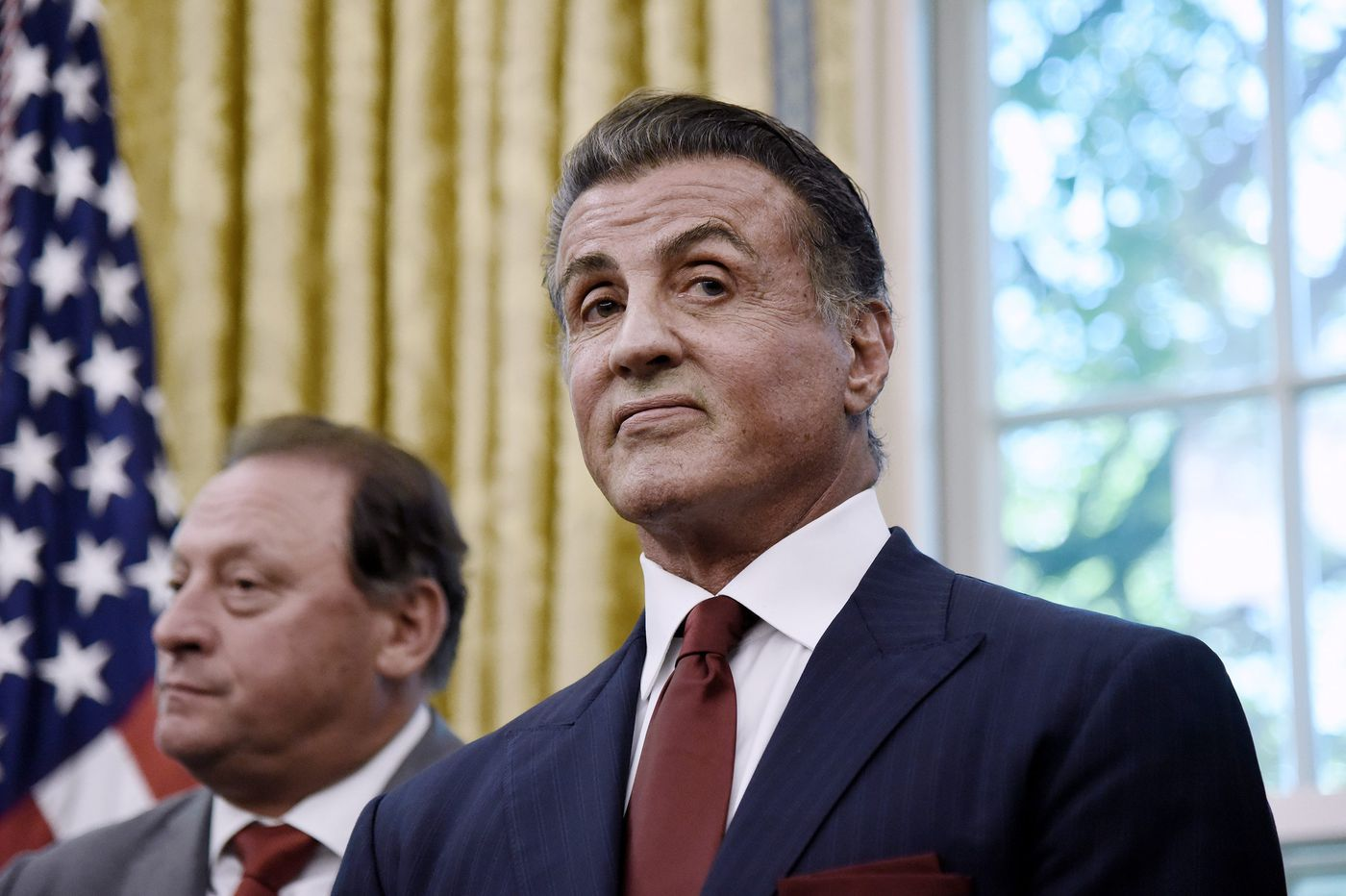 Sylvester Stallone under investigation in Los Angeles for alleged sex crime