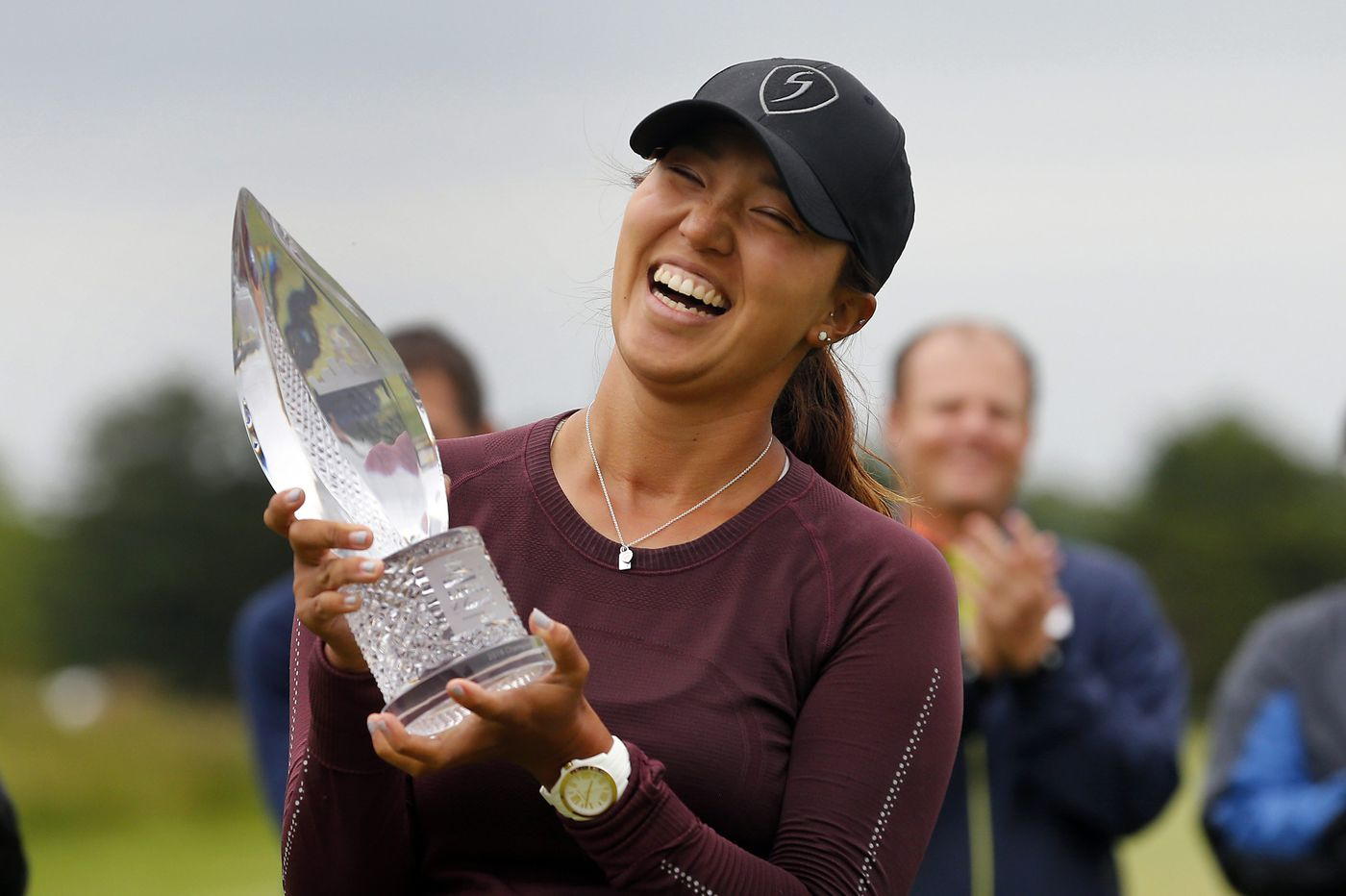 Annie Park breaks through for first LPGA Tour win at ShopRite LPGA Classic