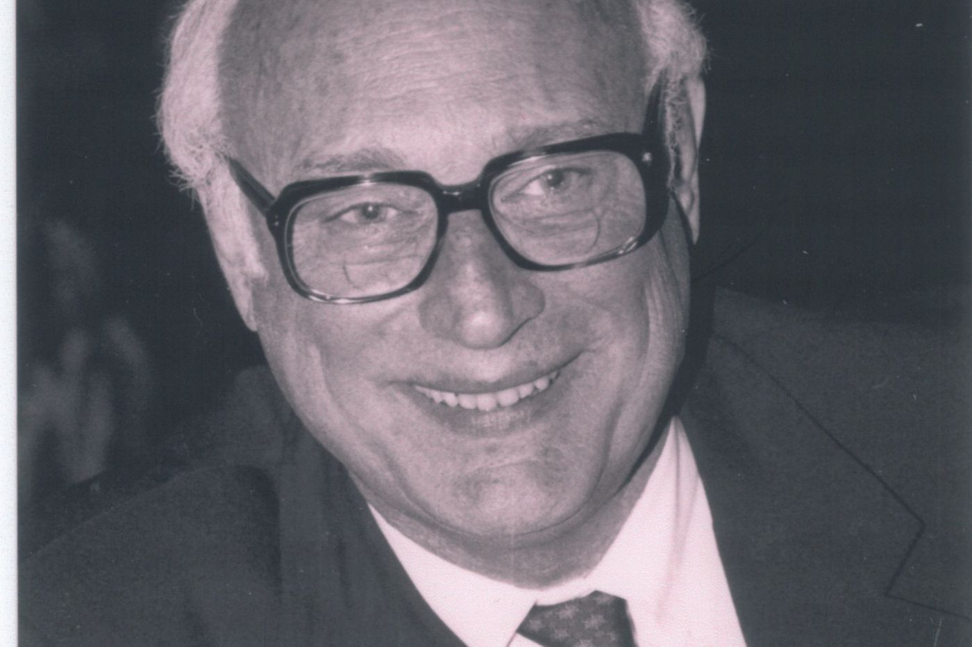 Edward C. Driscoll, builder of Liberty Place, 89