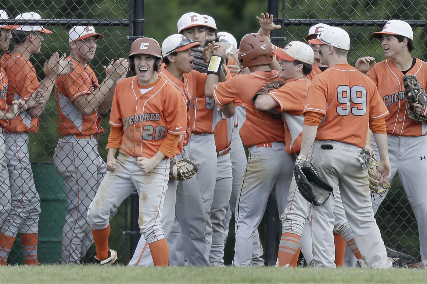 Underdog Cherokee thumps Clearview, 14-2, in baseball playoffs