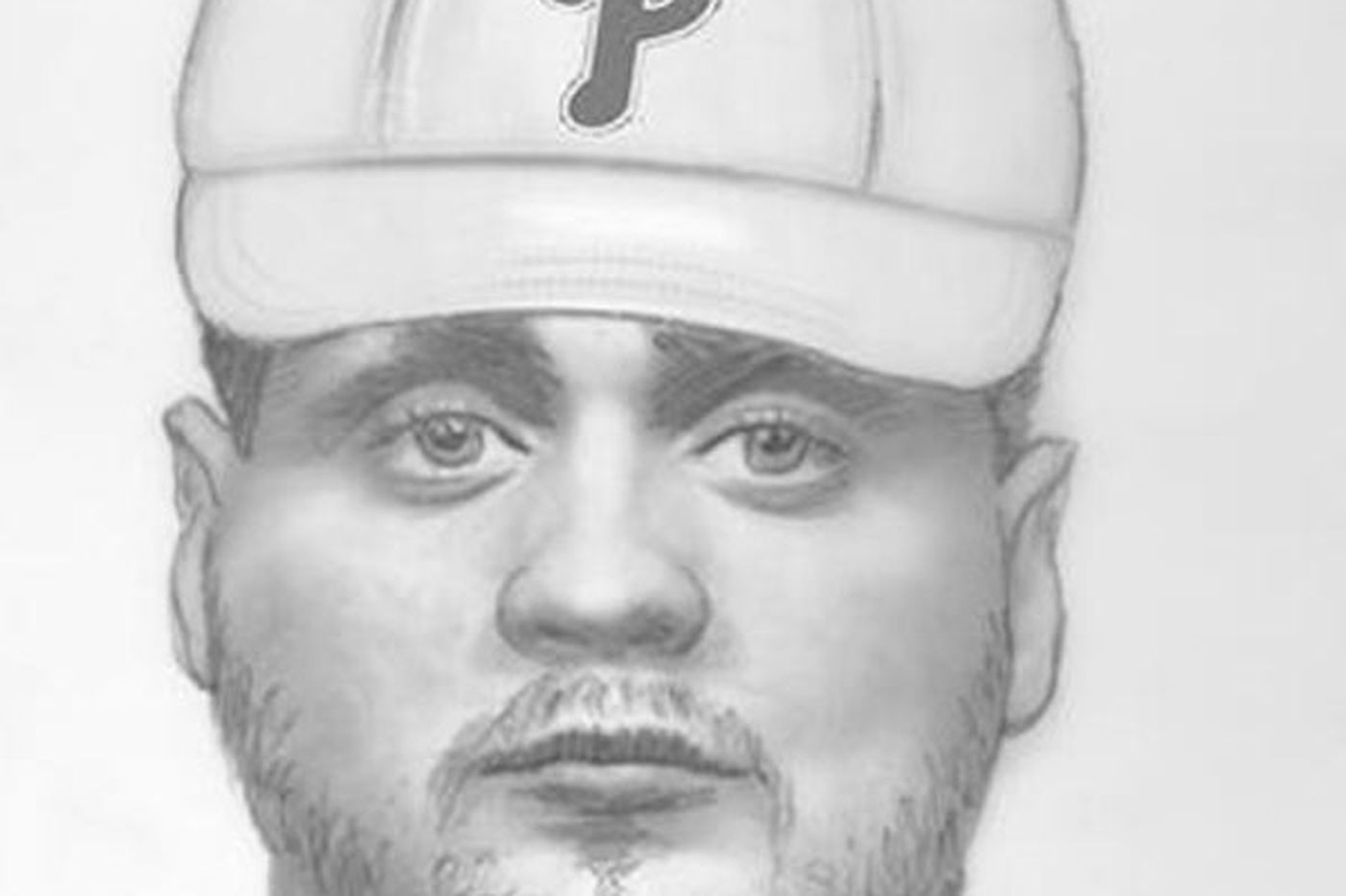 Phila. police releases sketch of man wanted in Port Richmond robbery/sexual assault