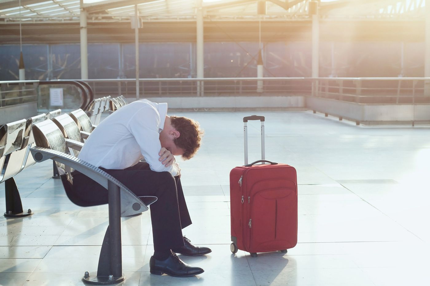 How to beat jet lag when you're traveling