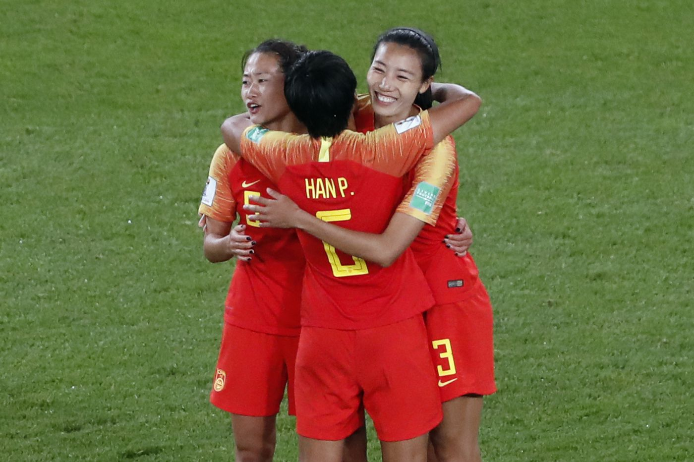 China beats South Africa at Women's World Cup 1-0 to set up group decider vs. Spain