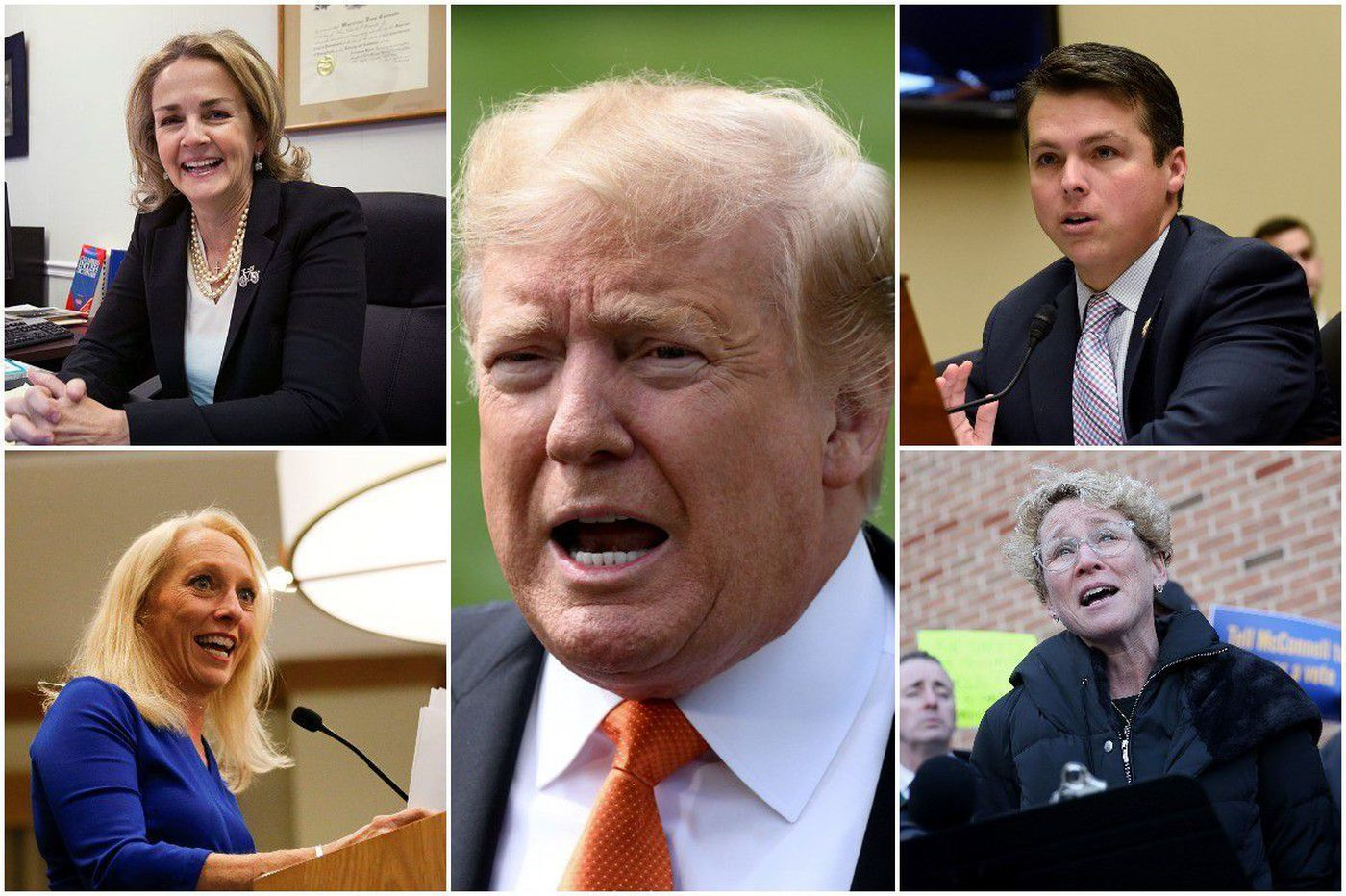 Southeast Pa. Democrats in Congress step carefully amid talk of impeachment   Clout