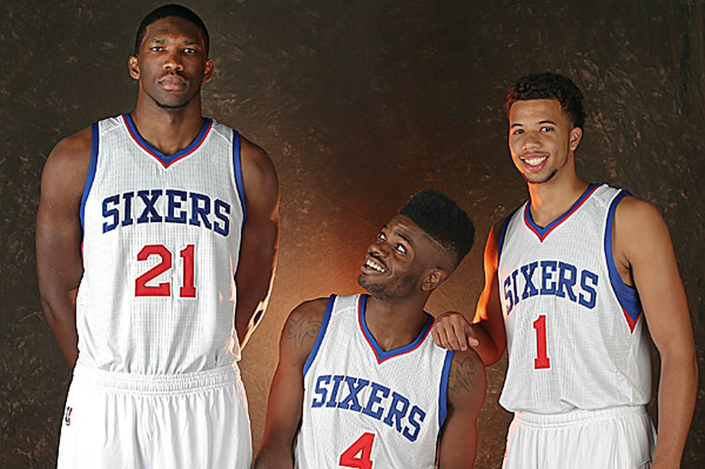 Carter-Williams, Noel and Embiid dream big