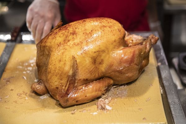 How to roast a turkey perfectly, according to the Reading Terminal's expert