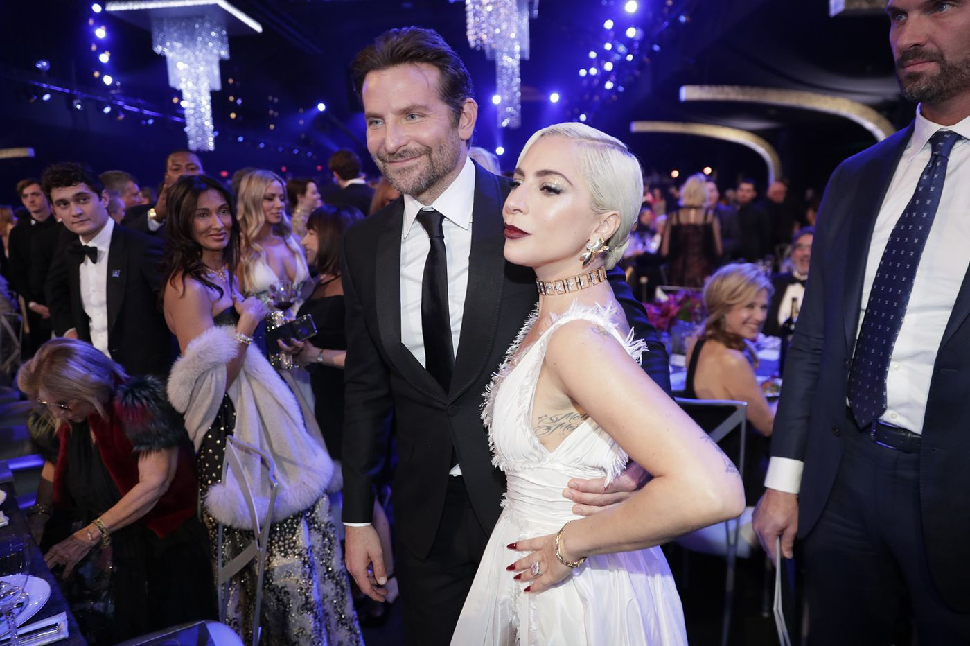 Bradley Cooper tells Oprah he was 'embarrassed' by Oscars snub