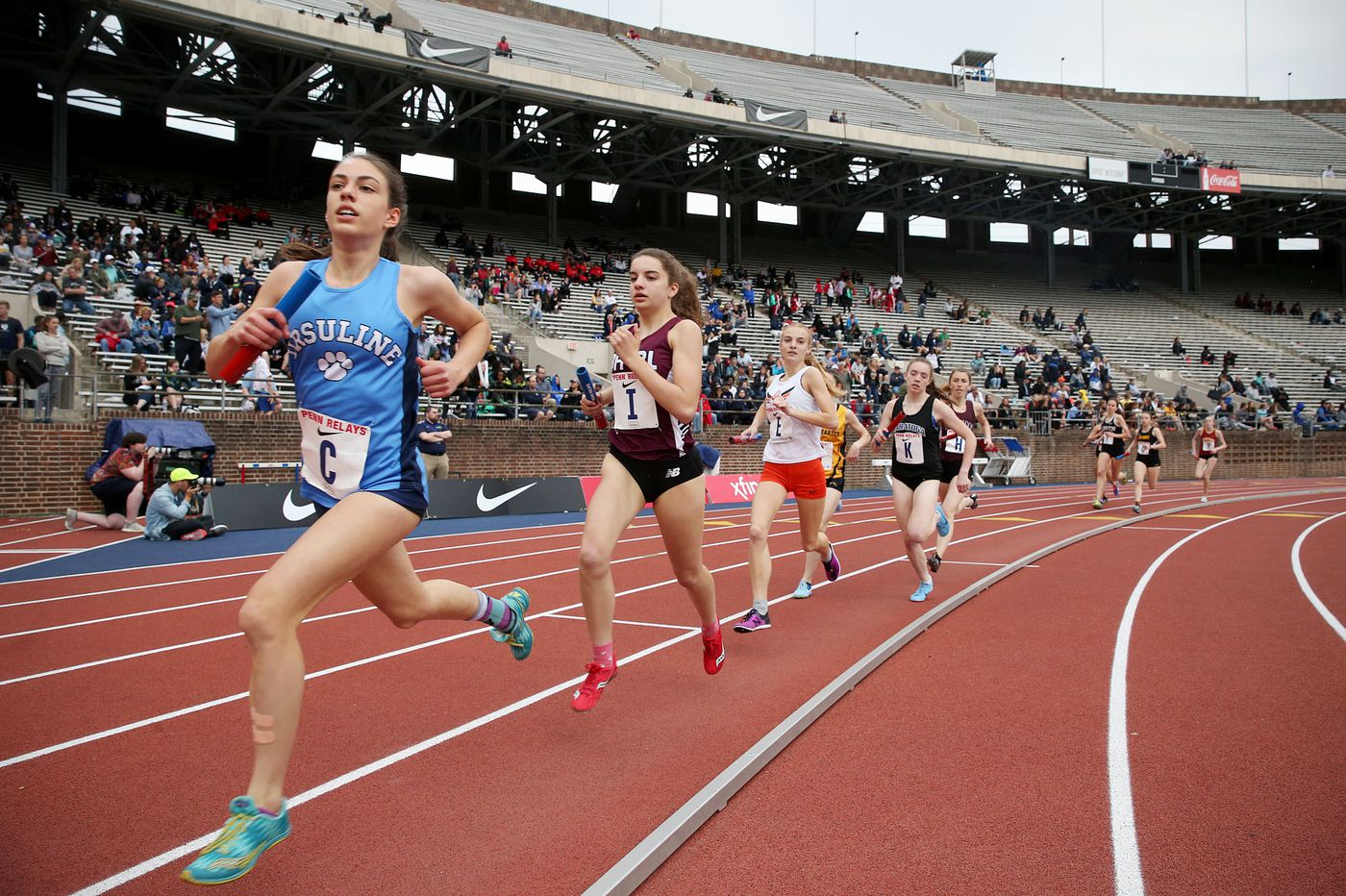 Penn Relays 2019: All of Friday's action at Franklin Field