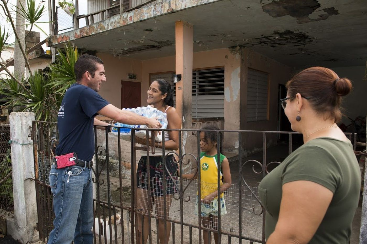 First, hurricane relief and recovery - and then rebuilding a stronger Puerto Rico | Perspective