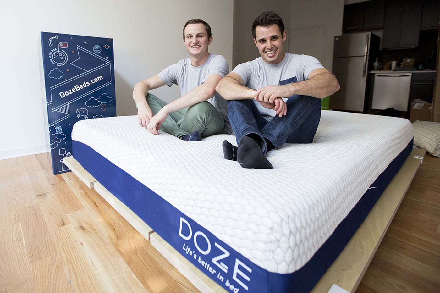 Gizmo Guy: Why so many consumers are buying beds online
