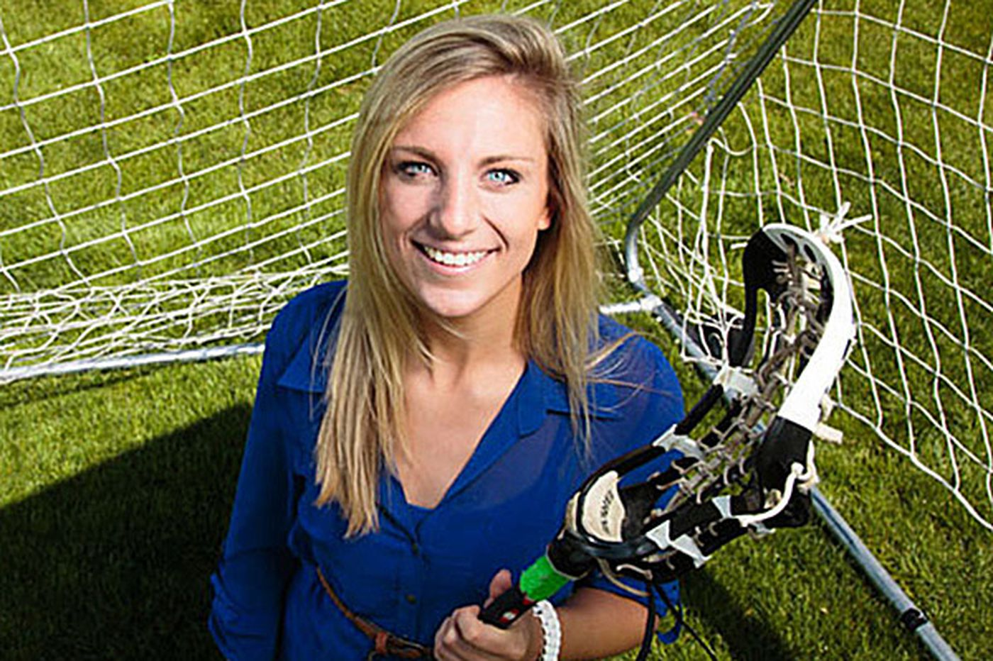 From Phila. U. lacrosse field to Fulbright award