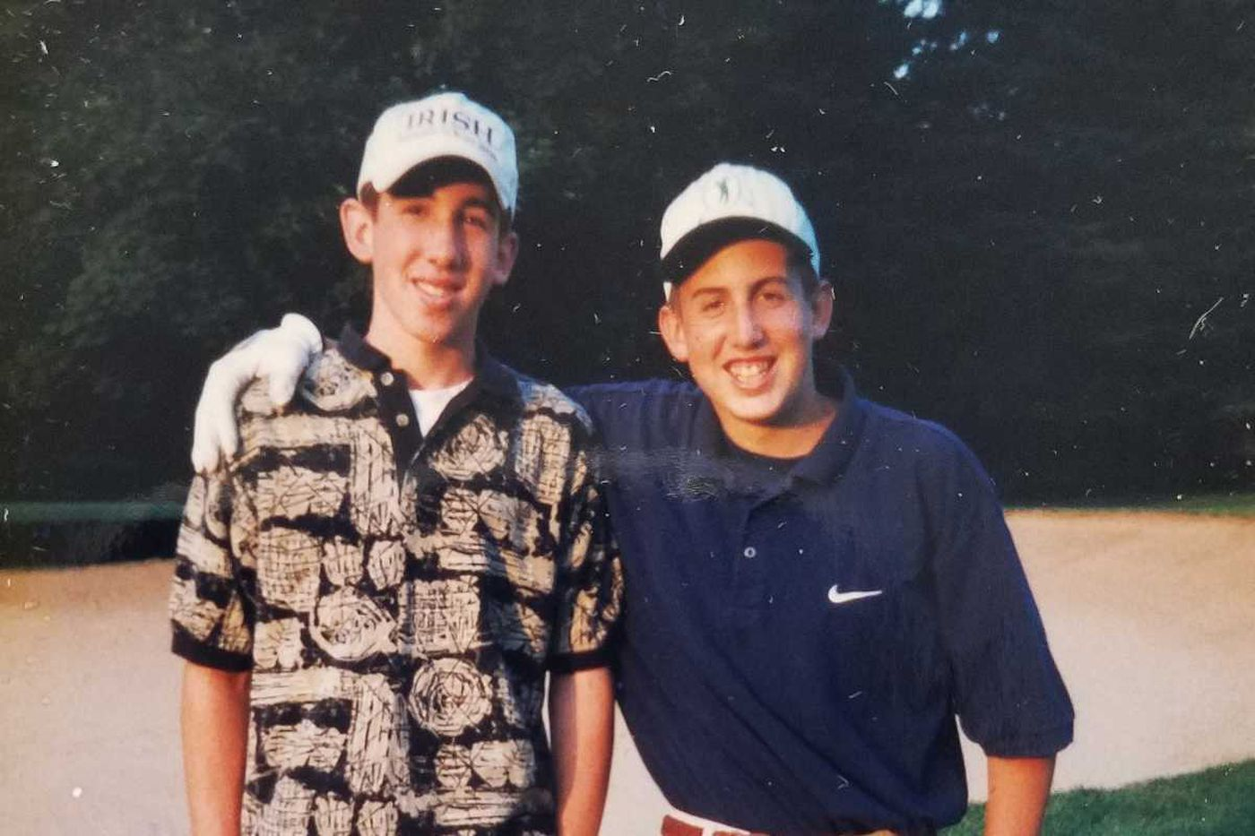 Life lessons learned as a caddie on a Glenside golf course