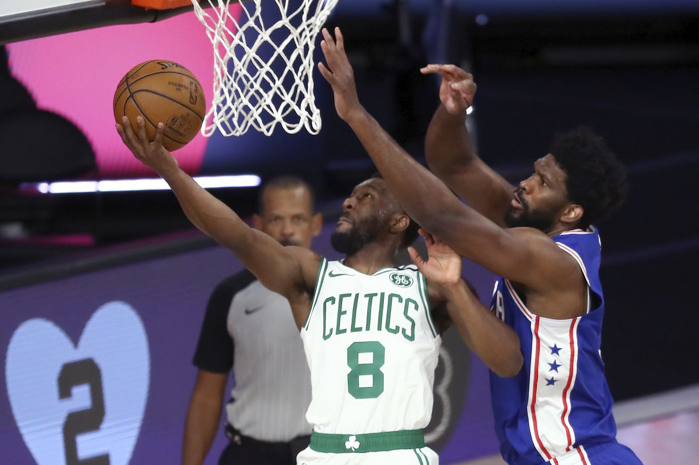 Sixers-Celtics best-worst: Kemba Walker schools 76ers, more three-point shooting woes, and an embarrassing sweep