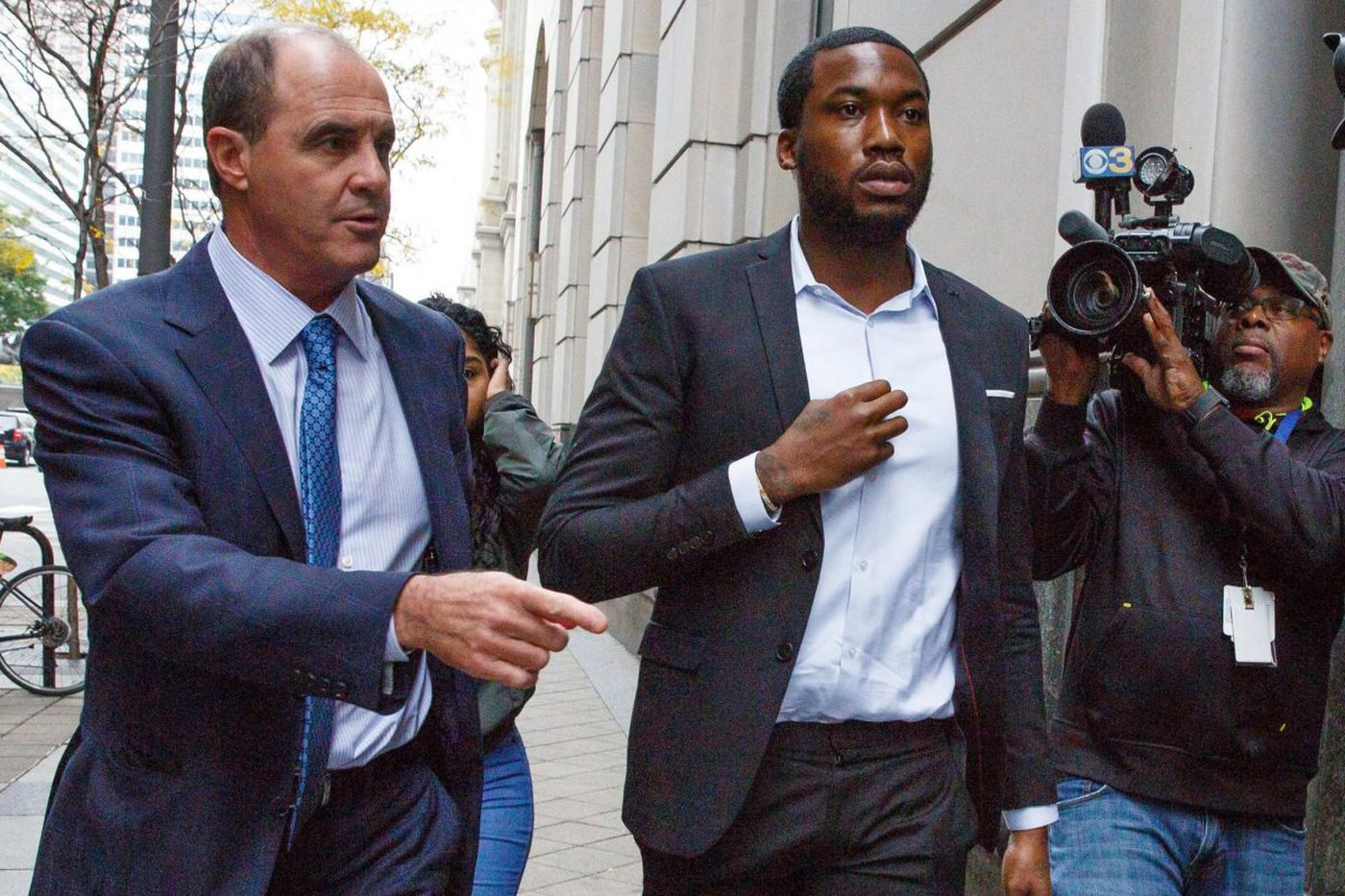 Meek Mill fans angered by prison sentence