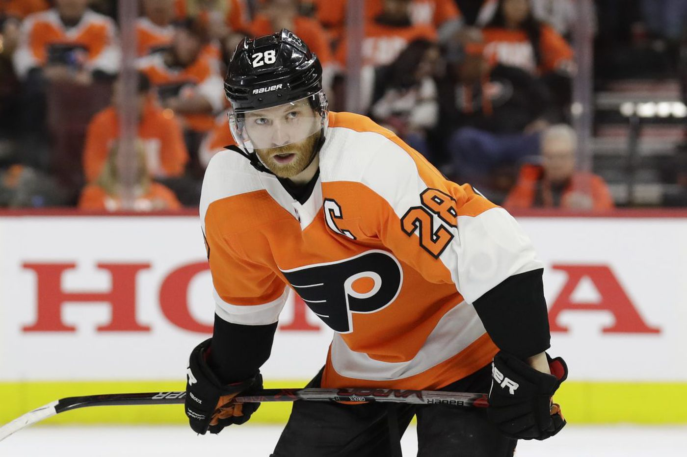 Flyers' Claude Giroux snubbed in MVP vote despite high point total