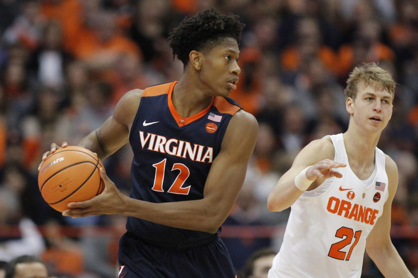 Virginia on track to replace Villanova atop rankings | College Hoops Topics