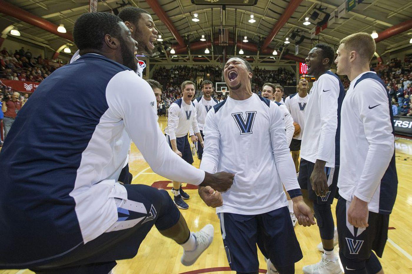 Sports Tonight: Villanova gets tough test … and new beat writer