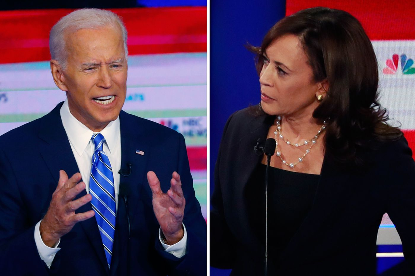 Kamala Harris Was Ready For Her Debate Moment Joe Biden Wasn T And It Could Leave