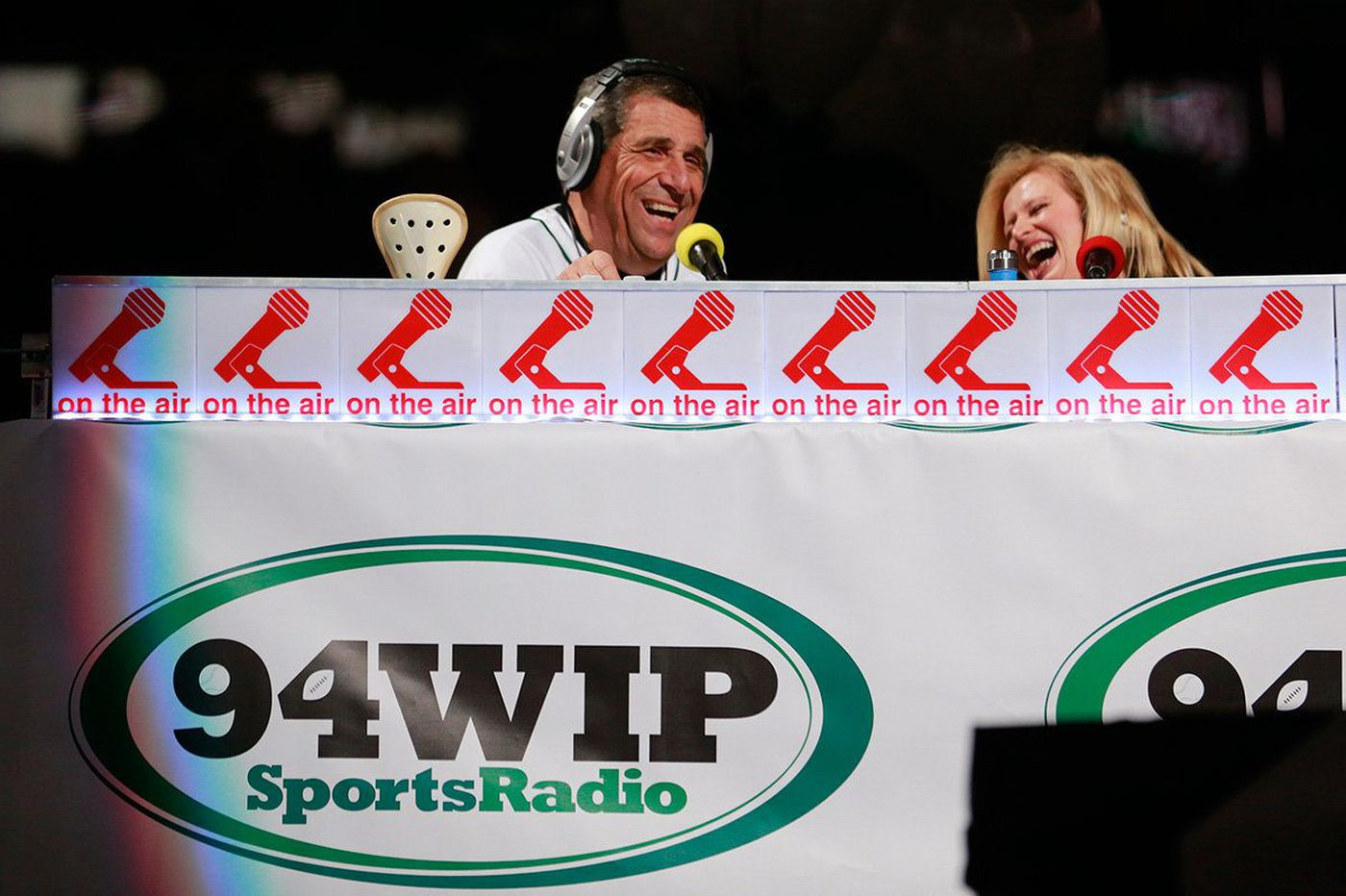 WIP's Angelo Cataldi isn't done with radio just yet