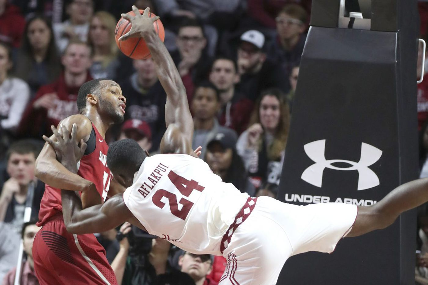 Temple offers first test for newly top-ranked Villanova