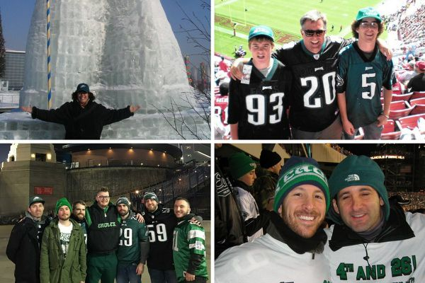 From Kazakhstan to South Philly: Eagles fans share their favorite memories of watching the Birds
