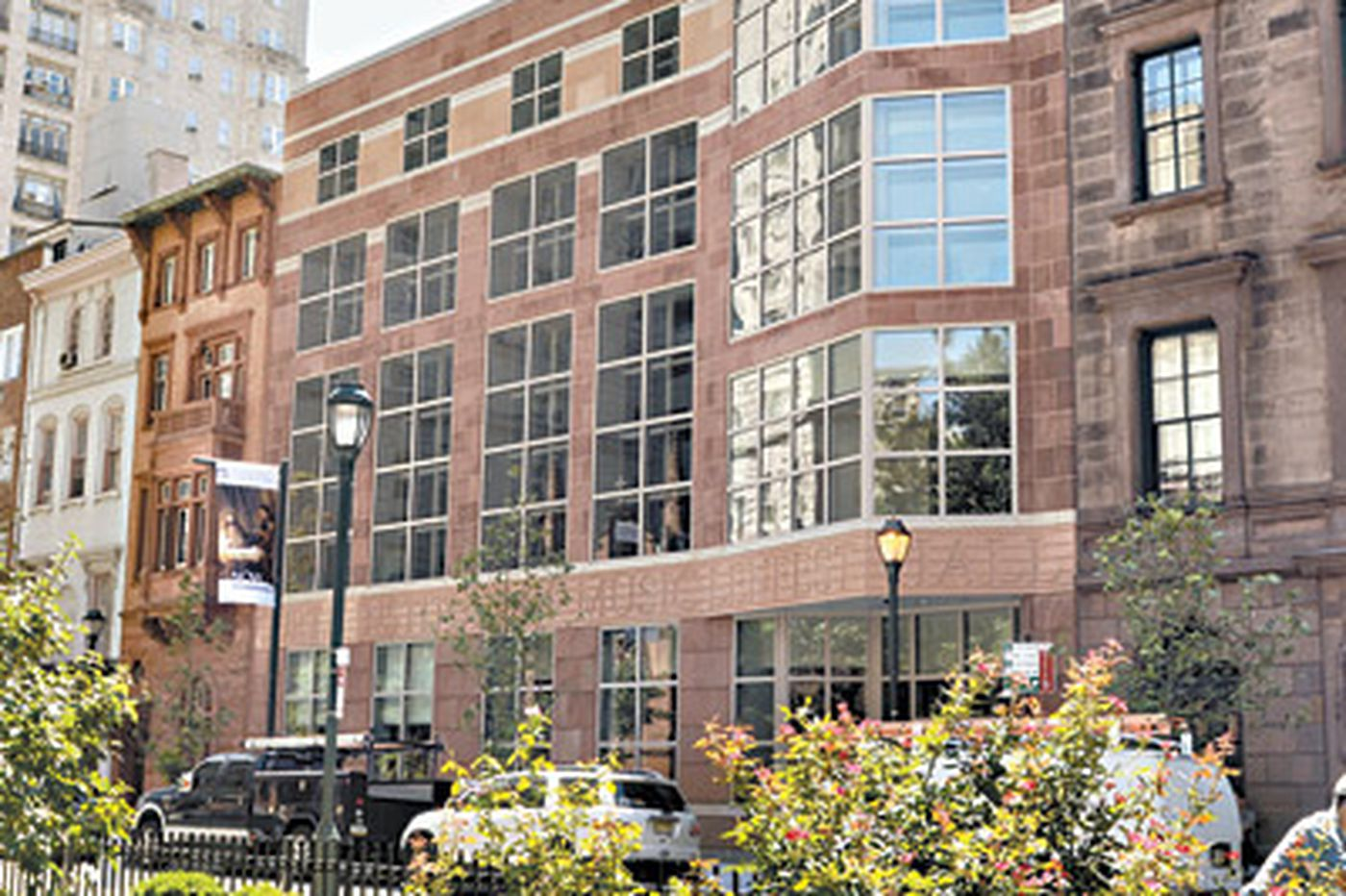 Changing Skyline: Design of Curtis Institute's Lenfest Hall has strong points but lacks spark