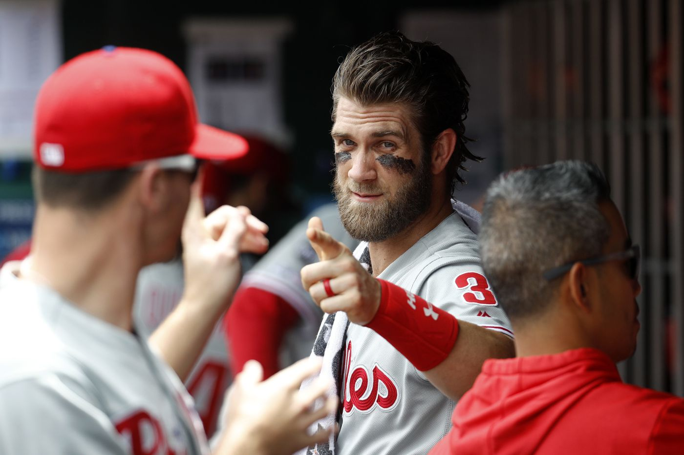 Major League Baseball erred by not showcasing Bryce Harper in the All-Star Game | Extra Innings