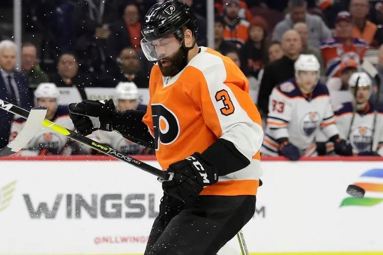 Flyers defenseman Radko Gudas was traded to Washington on Friday.