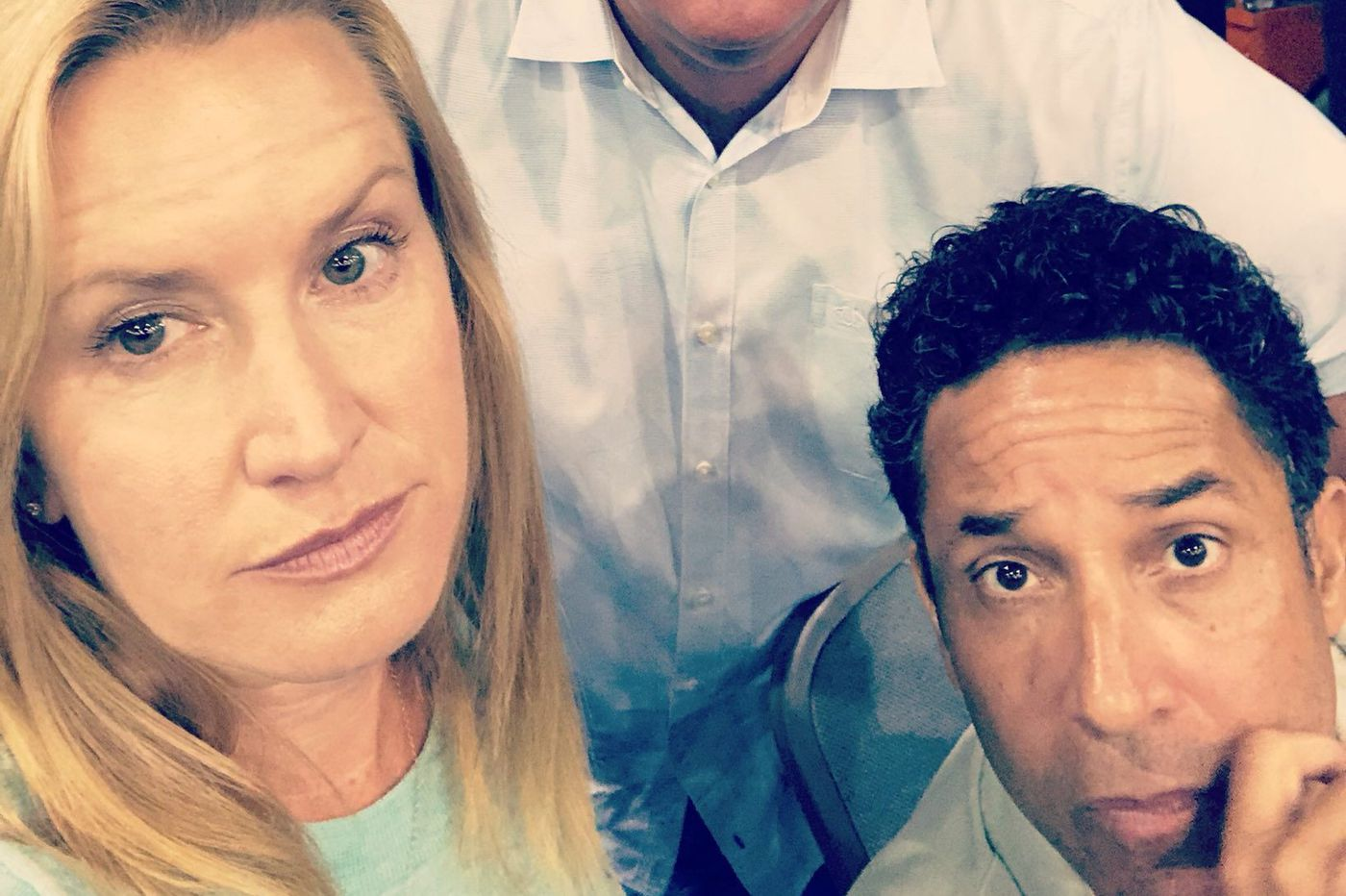 Cast members of 'The Office' reunited in Philly over the weekend