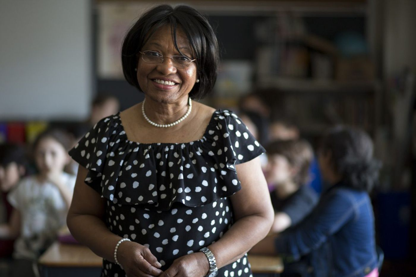 At 71, teaching is her fountain of youth