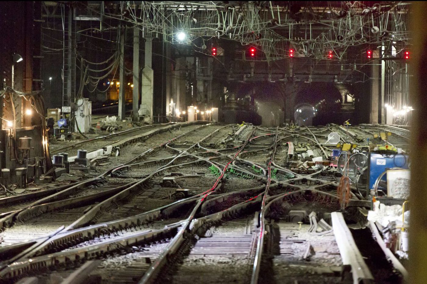 Penn Station project shows Amtrak's efficiency, and need for infrastructure investment
