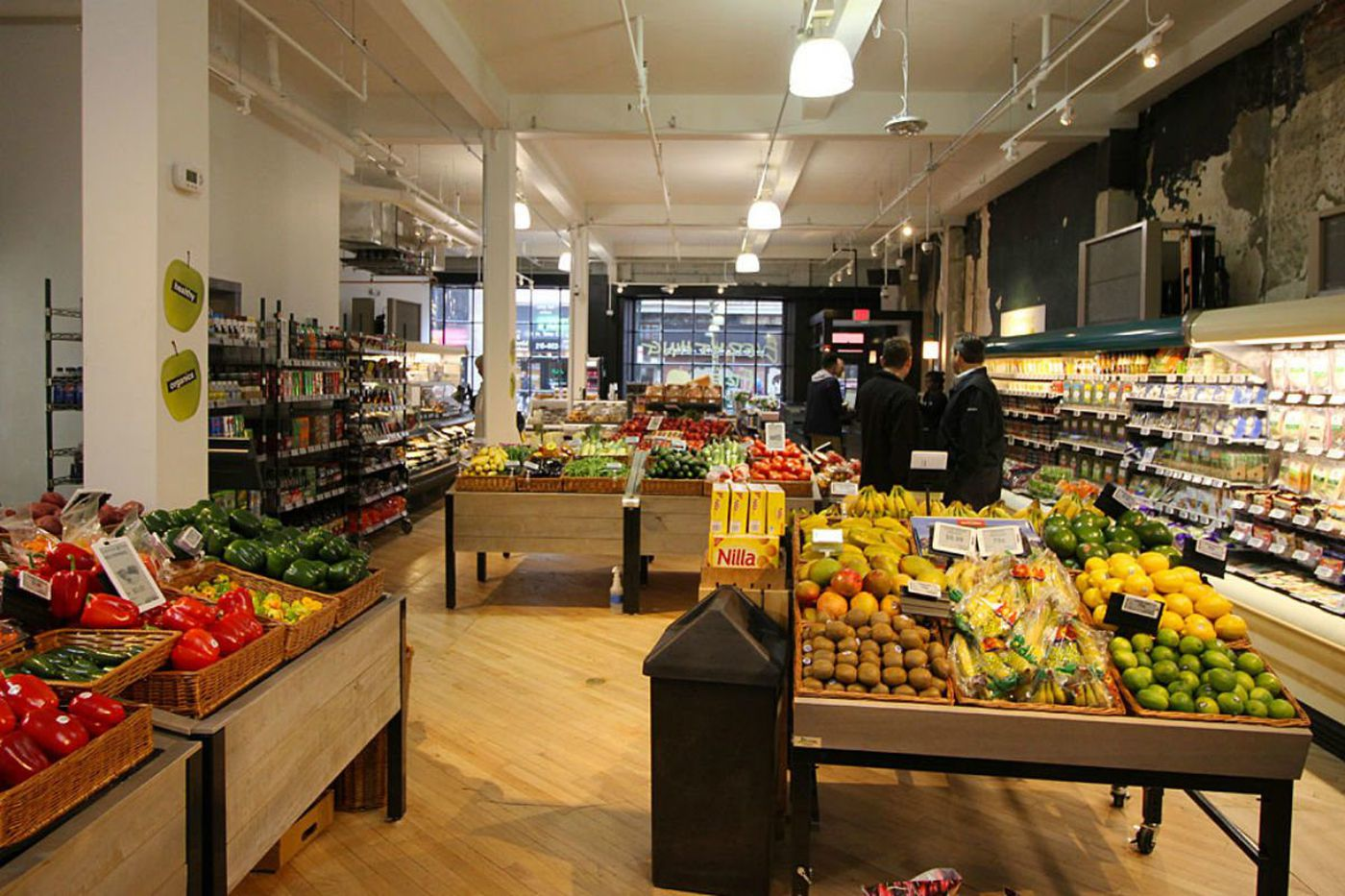 Supermarket chain said to be dropping small Bfresh stores planned for Philly