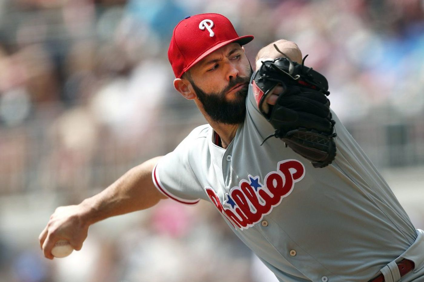 Jake Arrieta throws a dud for Phillies, as Braves capture NL East crown