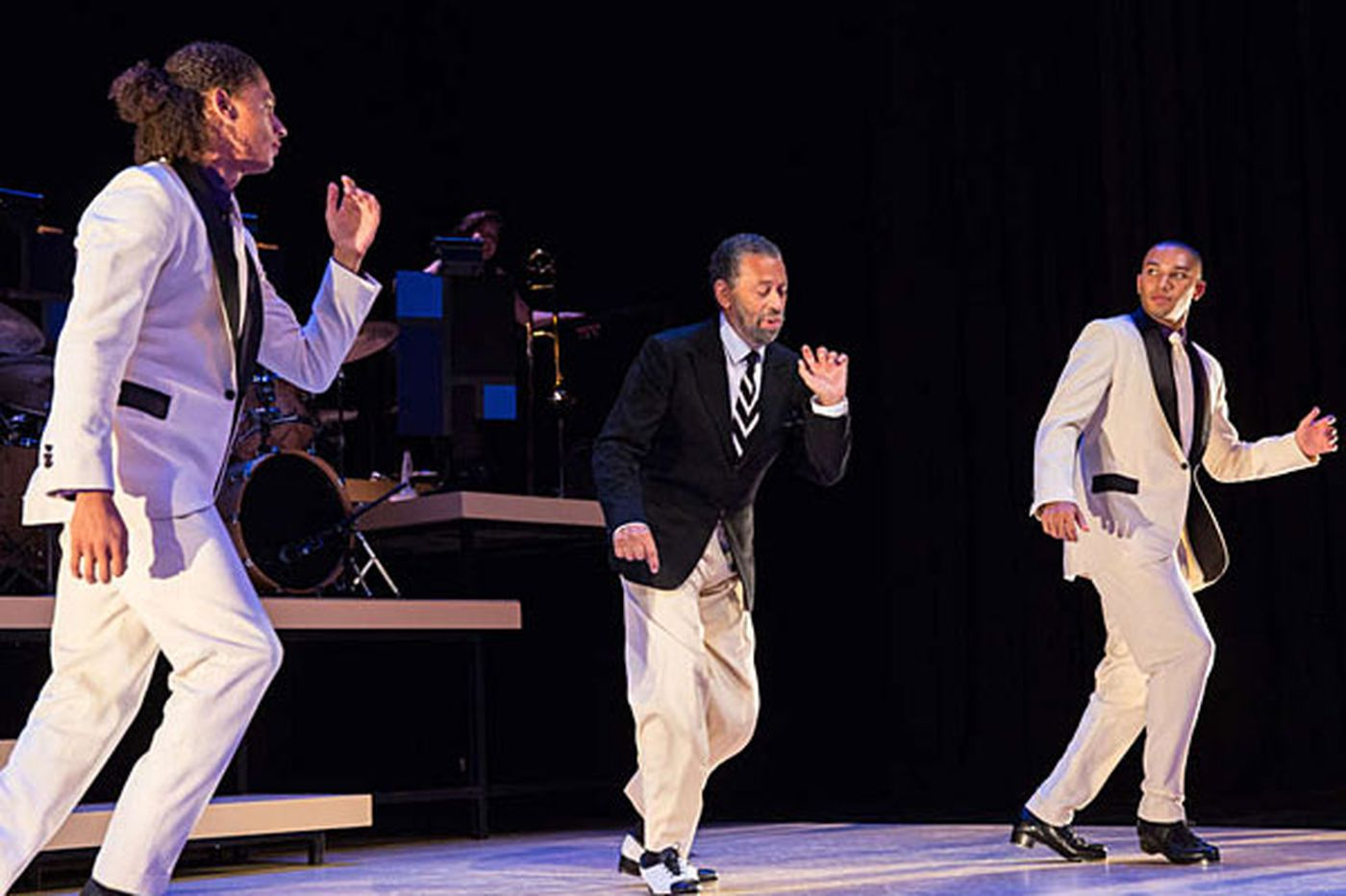 Review: Maurice Hines' life in tap