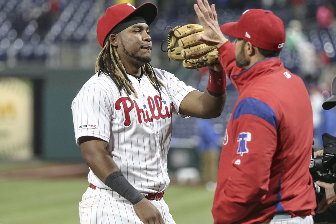 Maikel Franco's double lifts Phillies over Tigers, 7-3